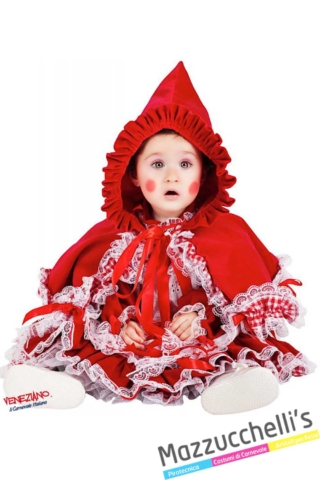 costume-bambina-fiaba-cappuccetto-rosso-baby---Mazzucchellis
