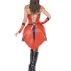 COSTUME donna del circo CARNEVALE HALLOWEEN O ALTRE FESTE A TEMA - Mazzucchellis