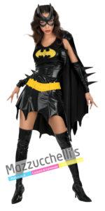 costume DONNA con Licenza Ufficialeda Eroina Batgirl™ Taglia forti