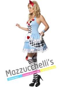 Costume Donna Sexy Alice Wonderland