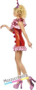 Costume Donna Sexy Clown del Circo