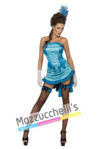 Costume Sexy Donna del Saloon - Mazzucchellis