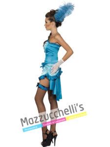 Costume Sexy Donna del Saloon