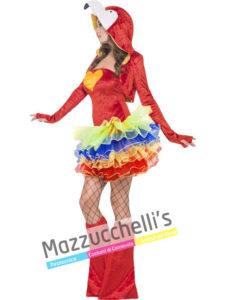 Costume Donna Sexy Pappagallo