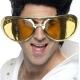 Occhiali Grandi Anni '70 disco fever Elvis Presley - Mazzucchellis
