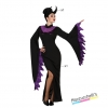 costume donna film malefica carnevale halloween o altre feste a tema - Mazzucchellis