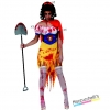 costume favola biancaneve horror insanguinata carnevale halloween o altre feste a tema - Mazzucchellis