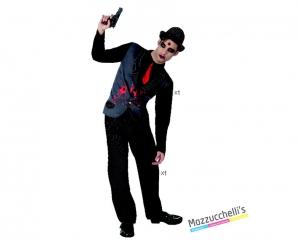 costume mafioso anni '20 horror zombie carnevale halloween o altre feste a tema - Mazzucchellis
