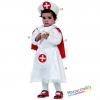 costume neonata infermiera lavori mestieri carnevale halloween o altre feste a tema - Mazzucche