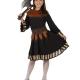 costume bambina vichinga carnevale halloween o altre feste a tema - Mazzucchellis