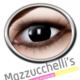 LENTI total back tutte bianche 3 MESI carnevale halloween e altre feste a tema - Mazzucchellis