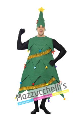 Costume Albero di Natale - Mazzucchellis