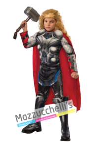 Costume Avengers Thor™ Muscoloso – Ufficiale Marvel - Mazzucchellis
