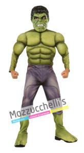 costume con Licenza Ufficiale Marvel Comics da Supereroe Hulk™