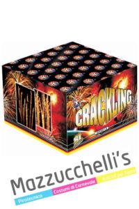 Spettacolo Pirotecnico CRACKLING fuochi artificiali - Mazzucchelli's