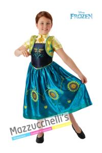 Costume Anna di Frozen – Ufficiale Disney™ - Mazzucchellis
