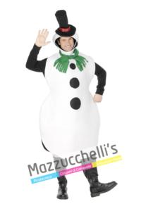 Costume Pupazzo Di Neve - Mazzucchellis