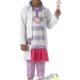 Costume Dottoressa Peluche – Ufficiale Disney™ - Mazzucchellis