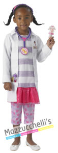 Costume Bambina Dottoressa Peluche - Ufficiale Disney™