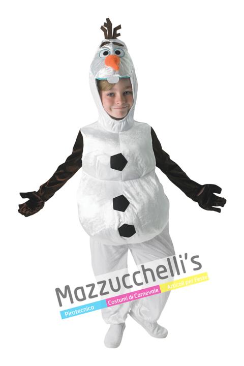 Costume Olaf di Frozen – Ufficiale Disney™ - Mazzucchellis