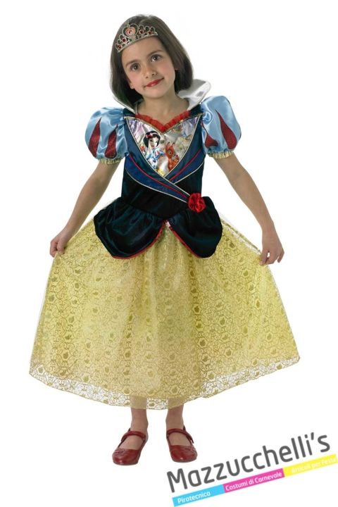costume-bambina-disney-ufficiale-baincaneve--Mazzucchellis