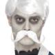 parrucca-uomo-corta-bianca-vecchio-halloween-carnevale---Mazzucchellis