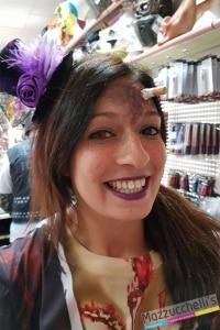 posticcio sigaretta spenta sulla fronte carnevale halloween e altre feste a tema - Mazzucchellis