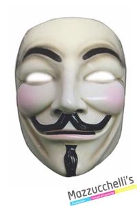 maschera film v for vendetta - Mazzucchellis 1