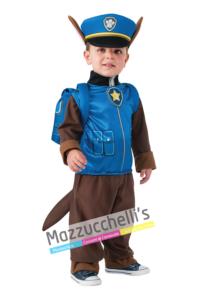 Costume Bambino Ufficiale Poliziotto Chase Paw Patrol - Mazzucchellis
