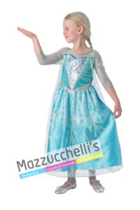 Costume Elsa di Frozen – Ufficiale Disney™ - Mazzucchellis