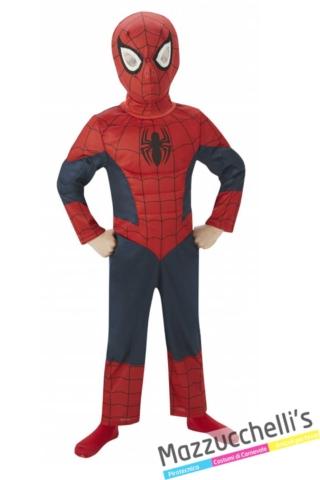 costume-bambino-supereroe-spiderman-uomo-ragno---Mazzucchellis