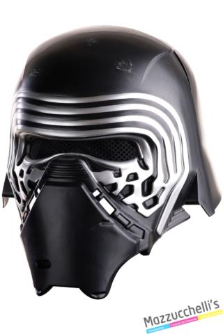 maschera casco intero deluxe star wars kylo ren - Mazzucchellis