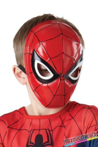 maschera spiderman 1.2faccia fil supereroe - Mazzucchellis