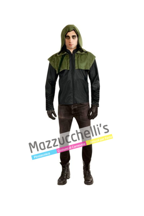 Costume Arrow Originale DC - Mazzucchellis