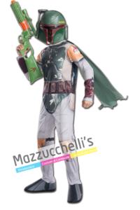 Costume Boba Fett – Ufficiale Star Wars Disney™ - Mazzucchellis