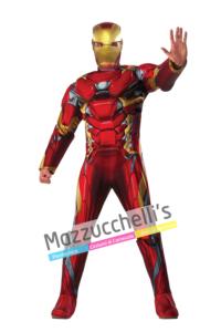 Costume Iron Man Avengers – Ufficiale Marvel™ - Mazzucchellis