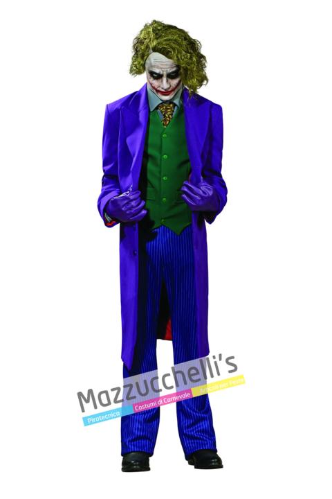 Costume Joker di Batman Deluxe - MAZZUCCHELLIS