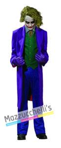 Il costume Da Uomo Ufficiale di Joker il Cattivo di Batman