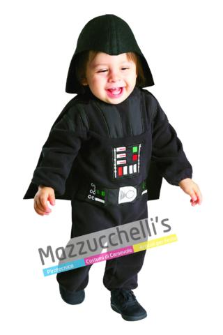 Costume Neonato Darth Vader – Ufficiale Star Wars™ - Mazzucchellis