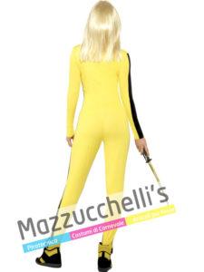 Il costume da Donna Ufficiale del fantastico film Kill Bill