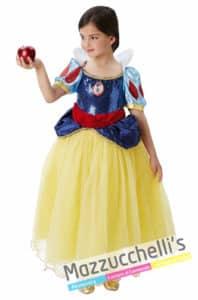 Costume Bambino Principessa Biancaneve Deluxe - Ufficiale Disney™