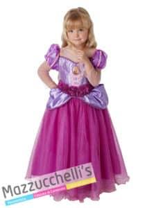 Costume Bambina Principessa Rapunzel Deluxe - Ufficiale Disney™