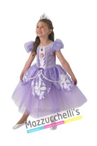 Costume Principessa Sofia Deluxe – Ufficiale Disney™ - Mazzucchellis