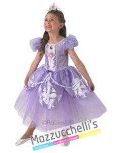 Costume Principessa Sofia Deluxe - Ufficiale Disney™ (1)
