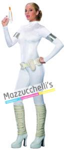 """costume Donna da Regina Amidala con Licenza Ufficiale Disney della saga fantascientifica di guerre Stellari """"STAR WARS™"""