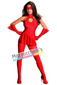 Costume Sexy Flash™ – Ufficiale CW - Mazzucchellis