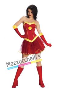 Costume Sexy Iron Man – Ufficiale - Mazzucchellis