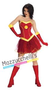 costume Donna con Licenza Ufficiale da Sexy Iron Man