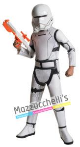 Costume Bambino Guerriero Stormtrooper - Ufficiale Star Wars