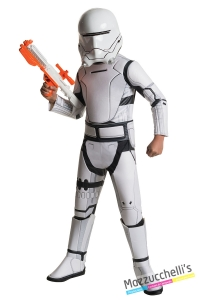 Costume Stormtrooper - Ufficiale Star Wars GUARDIA BIANCA CARNEVALE HALLOWEEN O ALTRE FESTE A TEMA - Mazzucchellis